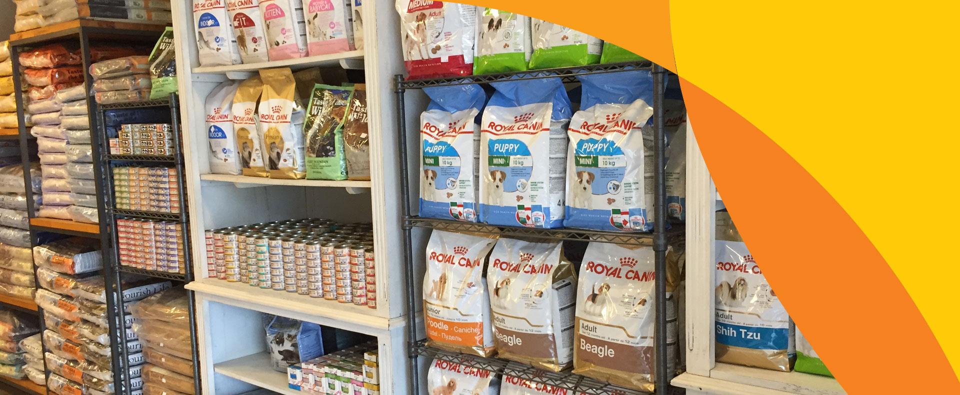 Groovy Pet Store Bintaro