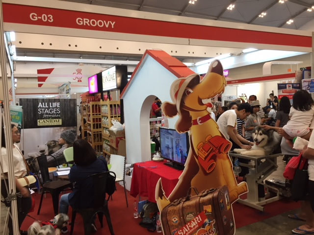 Groovy at IIPE 2018 ICE BSD