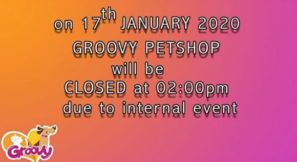 Groovy Pet Shop