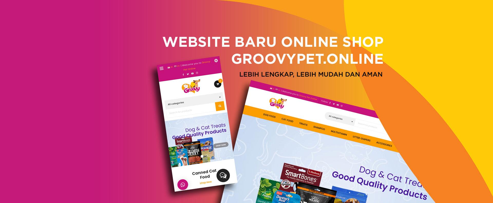 groovy pet online