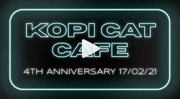 Kopi Cat Cafe